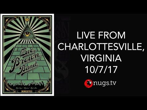 Live from Charlottesville, VA 10/07/17