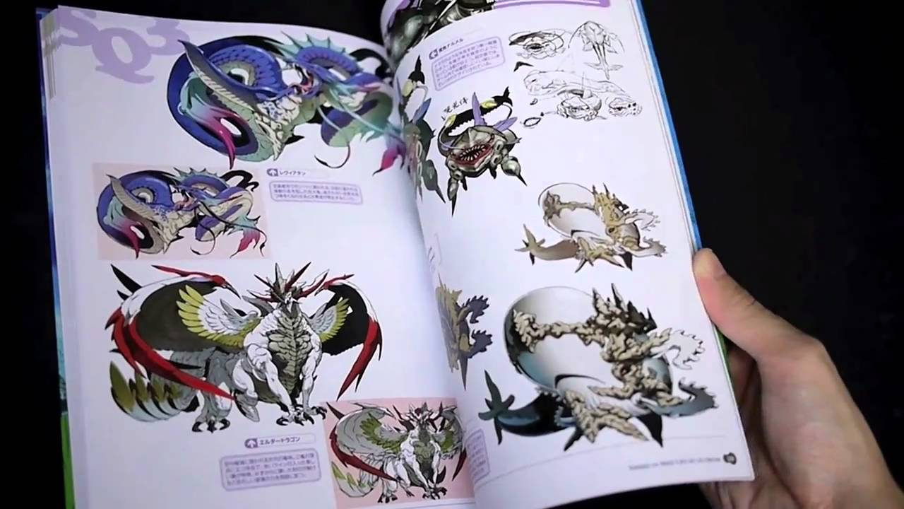 JAPAN Etrian Odyssey III The Drowned City Official Art Book