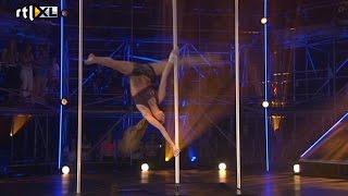 Optreden Verona - Show 3 - CELEBRITY POLE DANCING