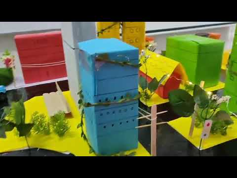 Adream City(green technology city)