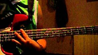 Starlight- Muse (bass cover)