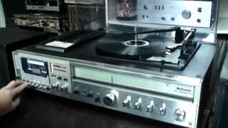 National SS 9000 LedSonic (Triplex / 3x1) Vídeo DEMO(Site: http://regis-armellini.wix.com/vintages-retros Email: vintages.retros@gmail.com., 2014-10-04T23:39:57.000Z)