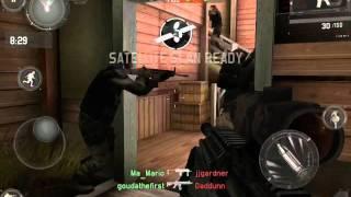 Modern Combat 3: Fallen nation Gameplay