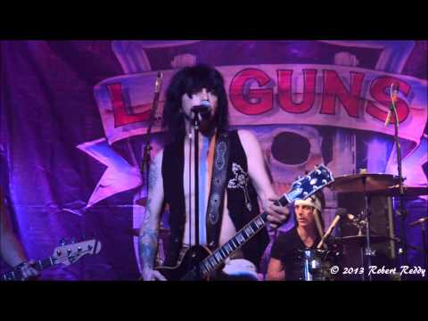 L.A. Guns - Ballad Of Jayne - Dallas (06/27/13)