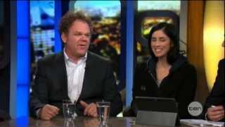 Reilly amp sarah silverman interview the project 2012 wreck it ralph