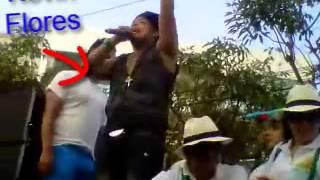 Arcangel & Kevin Flores  --  En La Batalla De Flores  Barranquilla 2013