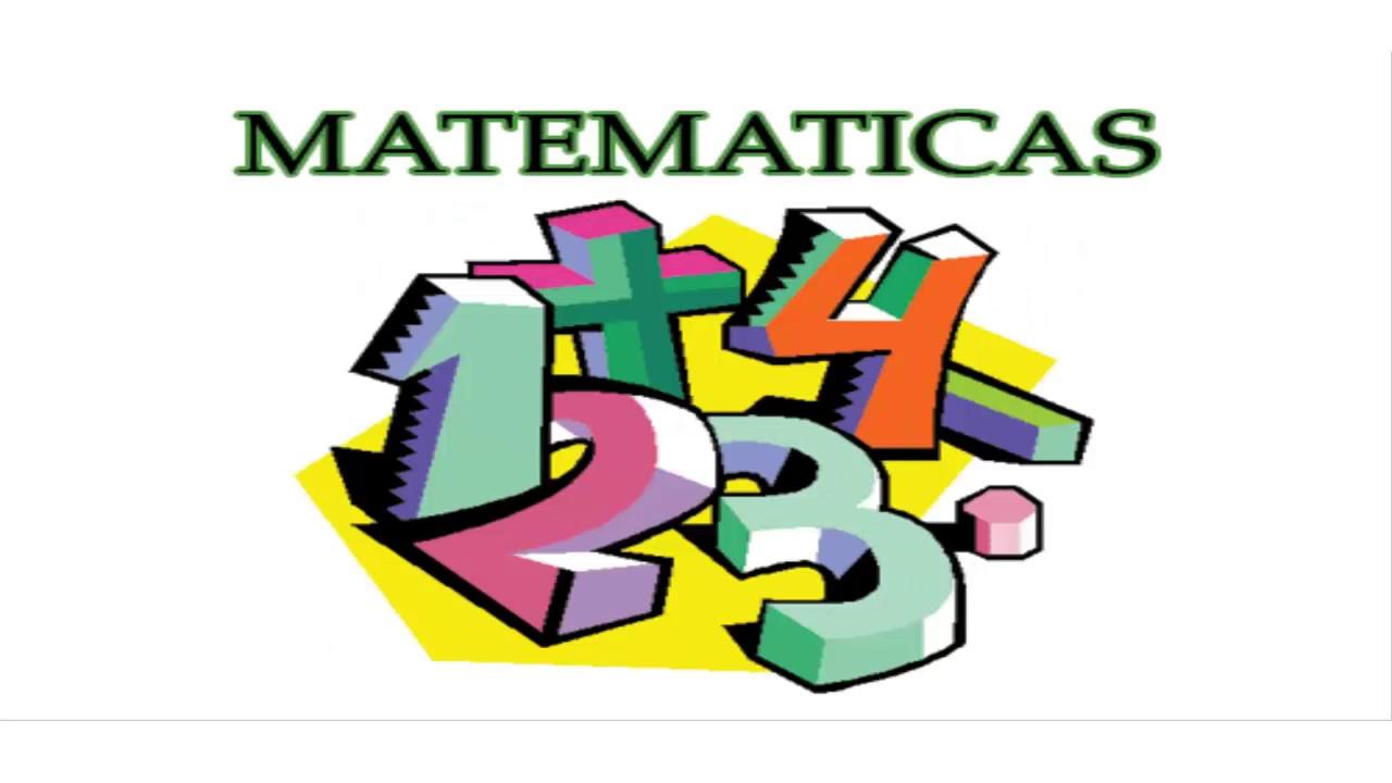 Intro del Canal - Mathematicos - Matemáticas fácil - 2017