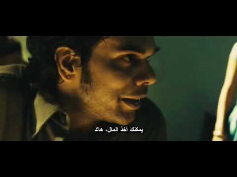 Slumdog Millionaire Scene with Arabic subtitles