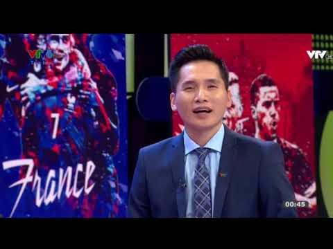Pháp vs Croatia 4-2: Bình luận sau trận đấu   Chung kết World Cup 2018