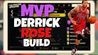 a972871b59b HOW TO MAKE A MVP DERRICK ROSE BUILD ON NBA 2K18!
