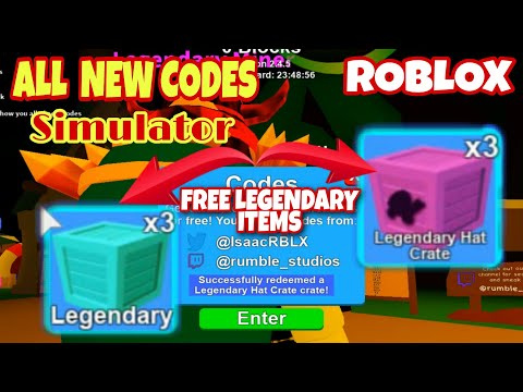 Roblox Codes In Mining Simulator All New Mining Simulator Legendary Codes 2020 Most Roblox Fast Crypto Trade