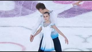 Аполлинария Панфилова Дмитрий Рылов победители Юношеских Зимних Олимпийских Игр 2020 ПП