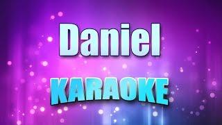 John, Elton - Daniel (Karaoke version with Lyrics)