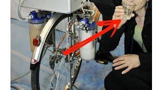 Двигатель на воде под запретом, потому что нефть никогда не закончится