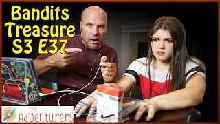 Are You Telling Lies? Audrey And Jordan Take A Lie Detector Test! Bandits Treasure S3 E37