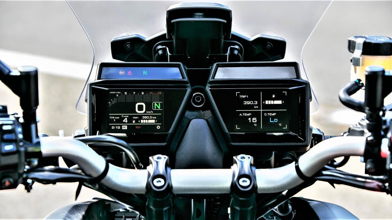 2021/22 The 20 Best New & Updated Sport Touring Motorcycles