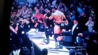 Undertaker vs. Batista wrestlmania 23 part 2