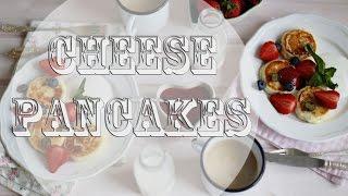 CHEESE PANCAKES RECIPE || Рецепт самых вкусных сырников