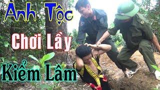 A Hy Chơi Lầy Làm Cán Bộ Kiểm Lâm Bó Tay - Thách Thức Mao Ca Và Mao Đệ - A HY TV