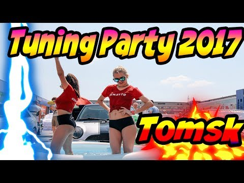 Vlog || Tuning Party 2017 Tomsk