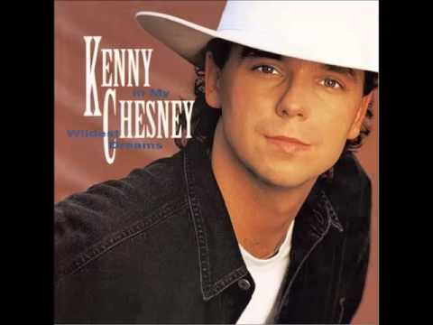 Kenny Chesney -- The Tin Man