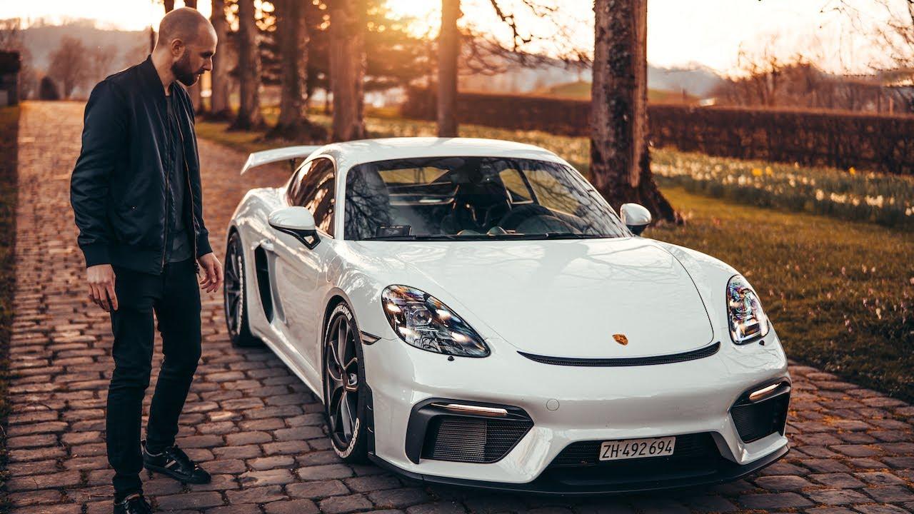 First Modified 2020 Porsche 718 Gt4 It Finally Sounds Good Youtube
