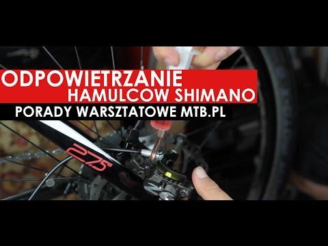 Porady MTB.pl: Jak odpowietrzyć hamulce Shimano?