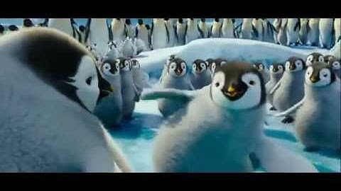 the opening medley happy feet two