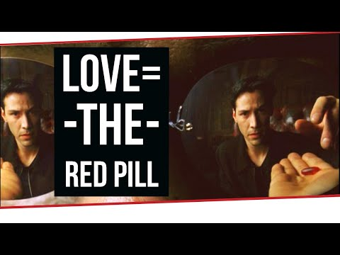 FALLING IN LOVE = TAKING THE RED PILL - Bruce Lipton