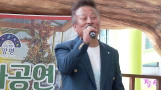 조문식 가수 MC 용문천년시장 골목상권활성화문화공연축제…