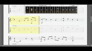 [Guitar TAB] Con đường tình yêu