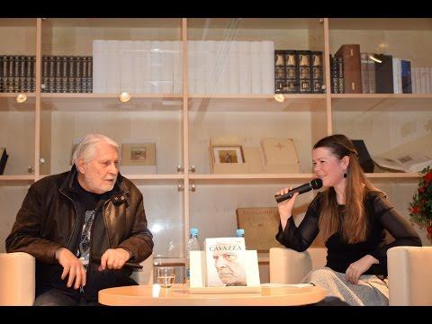 Boris Cavazza literarna kavarna knjižnica Domžale, 11  1  2017