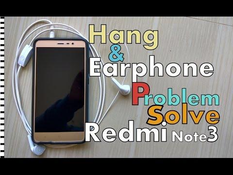Redmi Note 3 Earphone Problem