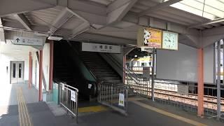 「奈良満喫フリーきっぷ」の旅#09 【桜井線・近鉄大阪線】柳本→榛原 2019/08/04
