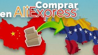 COMO COMPRAR EN ALIEXPRESS DESDE VENEZUELA FACIL Y RAPIDO 2020 screenshot 2