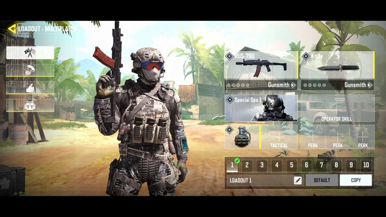 Call Of Duty Mobile Season 9 Public Test Server Apk Download Link