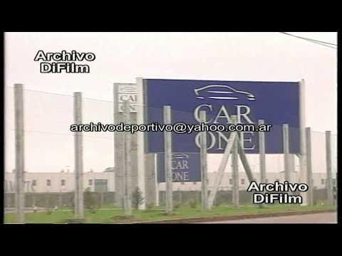Asalto al Banco BankBoston dentro de la concesionaria Car One - DiFilm (1998)