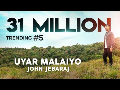 Uyar Malaiyo   John Jebaraj   Official Video   Tamil Christian Song   Levi Ministries