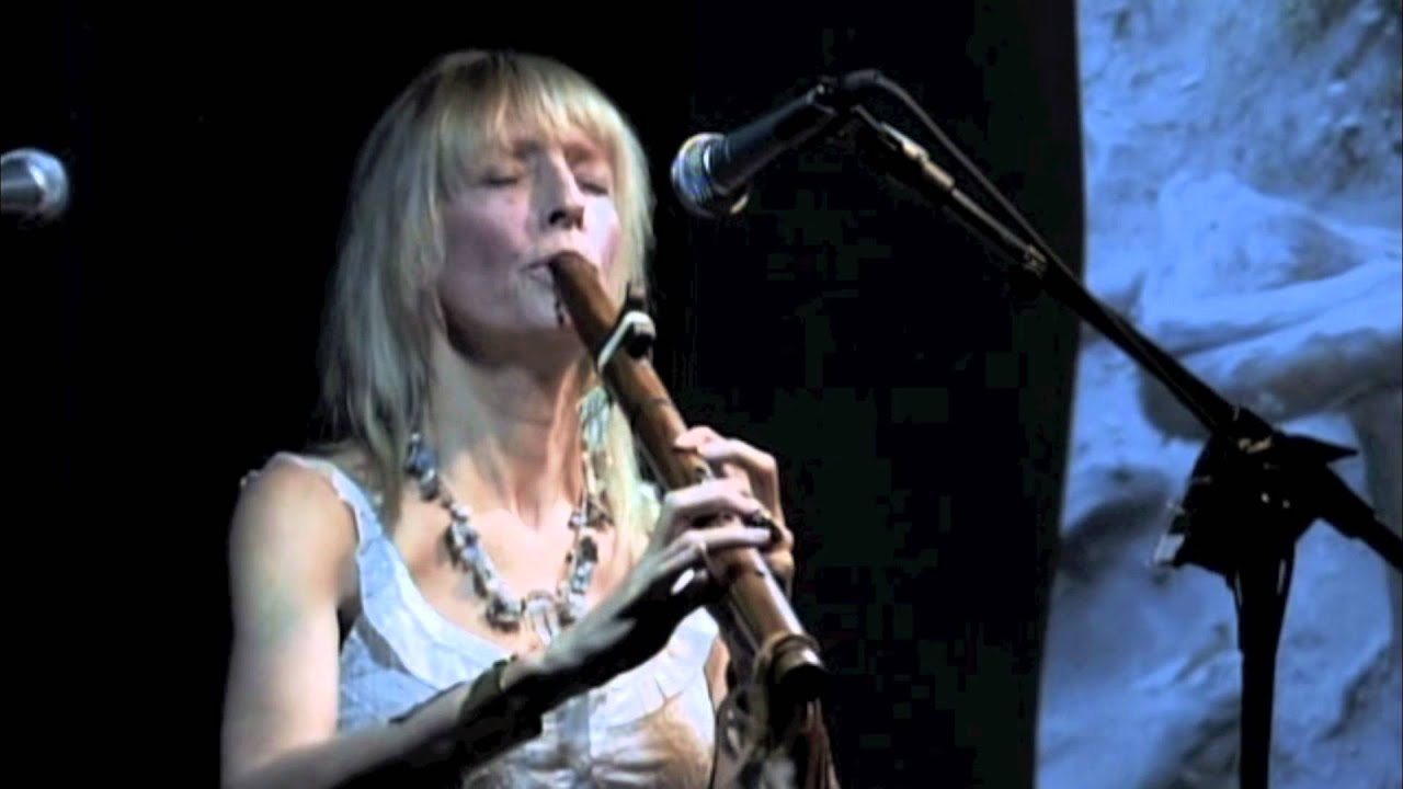 Gera Clark performs Spirit Woods