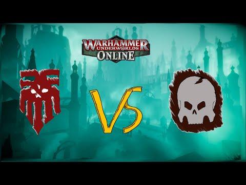 Magore VS. Grabwache [Streamaufzeichnung] Warhammer Underworlds Online |