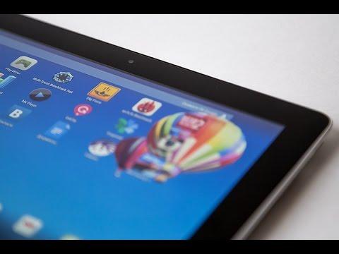 Краткий обзор и гейм-тест планшета Huawei MediaPad 10 Link+ 3G
