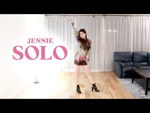 JENNIE - 'SOLO' Dance Cover | Ellen and Brian