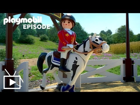 PLAYMOBIL   All the Horse Fun   Horse Farm   Compilation