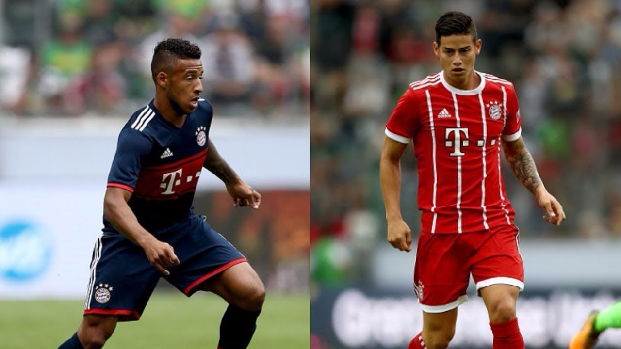Download Corentin Tolisso & James Rodríguez - SKILLS AND GOALS - WELCOME TO BAYERN | 2017