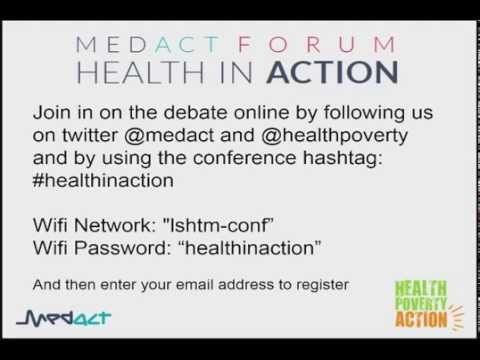 Medact Forum 2014: Workshops - Theories of Social Change & Investigative Journalism with the BMJ
