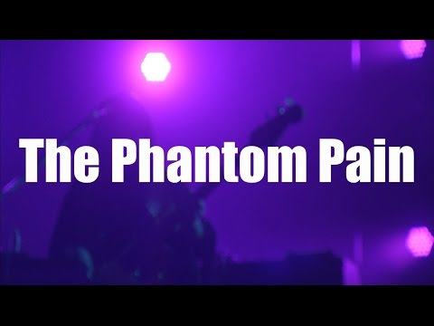 WHITE ASH - The Phantom Pain[OFFICIAL MUSIC VIDEO]
