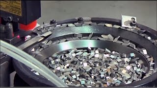 Как делают пильные диски Димар. Dimar. How saw blades are made.
