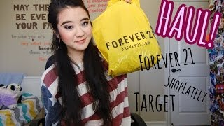 HAUL: Forever 21, ShopLately, Target Thumbnail