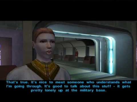 Star wars knights of the Old republic 2 part 4  YouTube