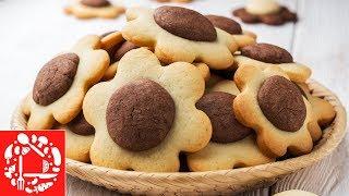 """Моё любимое домашнее печенье """"Цветочек""""! 😘👍 Невероятно вкусное и легкое!"""